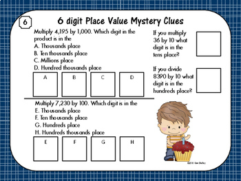 Math Tile Place Value Games FREEBIE