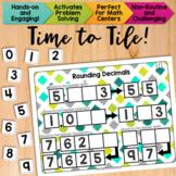 Math Tiles: Rounding Decimals | Math Centers