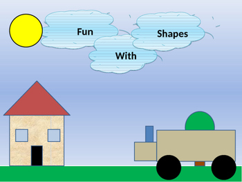 Math Time: Early Childhood Lesson on 5 Geometric Shapes