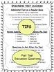 Math Time Test Log