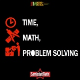 Math, Time and Problem Solving: Breaking Time Apart