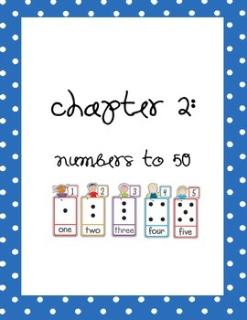 Math Title Pages & Table of Contents