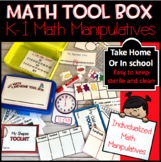 Math Tool Box, All You Need For Home and School