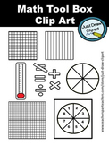 Math Tool Box Clip Art
