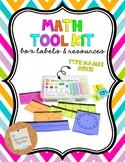 Primary Math Tool Kit (K-3)