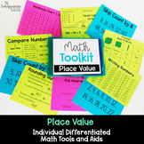 Math Tool Kit for Individual Math Aids for Place Value 3rd Grade