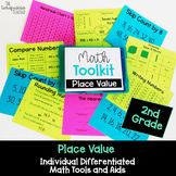 Math Tool Kit for Individual Math Aids for Place Value 2nd Grade