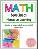 Math Toolbox - Hands On Math Games for Home and School!