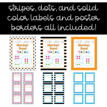 Math Toolboxes and Problem Solving Strategy Posters