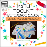 Math Toolkit Reference Cards | DIGITAL DISTANCE LEARNING V