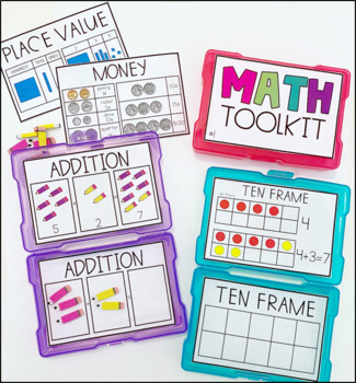 Math Toolkit for the Primary Grades