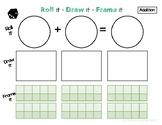 Math Tools Activity ~ Printable/Dry Erase ~ Number Sense