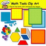 Math Tools Clip Art