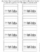 Math Tools {Measurement & Data}