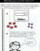 First Grade Math Toolbox {Sample}