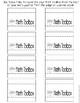Math Tools Sample