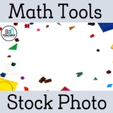 Math Tools Stock Photo