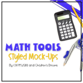 Math Tools Styled Image Mockup