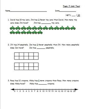 Math Topic 7 Assessment