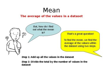 Math Topics: Mean, Median, and Mode