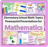 Elementary School Math Topics: THE FULL SET