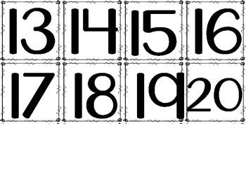 Math Totally Rocks Tens Frame Center