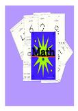 Math Tracing Big Numbers (1-10)