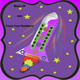 Math - Tracing Big Numbers 1 - 10