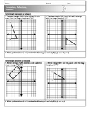 Math: Translations, Rotations, Reflections (Transformations, Geometry)