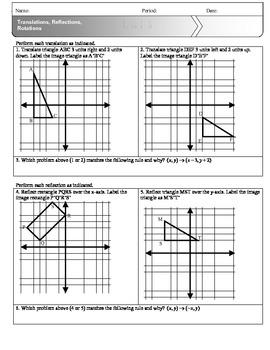 all worksheets transformation geometry worksheets pdf printable worksheets guide for. Black Bedroom Furniture Sets. Home Design Ideas