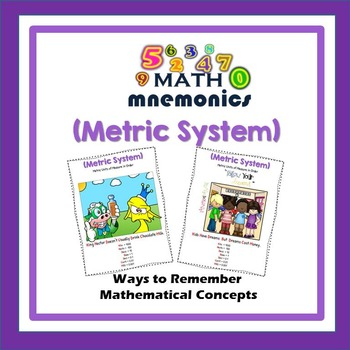 Math Mnemonics (Metric System - Order of Units)