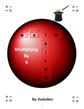 Math Tricks: Multiplying by 9