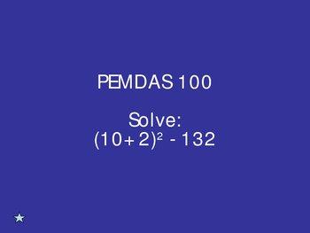 Math Trivia Game