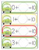 Math Tub Activity: Making 10