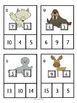 Math Tubs - Part, Part, Whole - Clip It!  Arctic Math