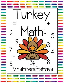 Math Turkey!!!