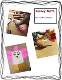 Math Turkey FREEBIE*