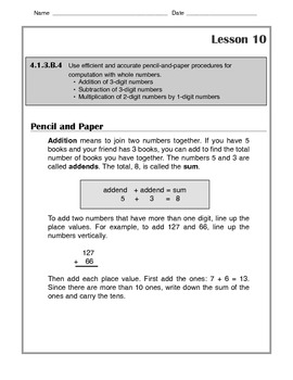 Math -  Tutorial and Practice: Addition, Subtraction,  Multiplication -