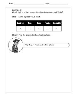 Math -  Tutorial and Practice: Decimals