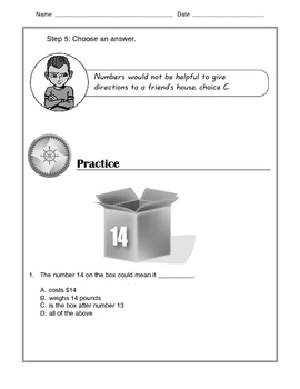 Math -  Tutorial and Practice: How Numbers Are Used