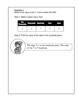 Math -  Tutorial and Practice: Place Value