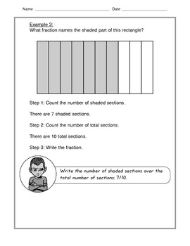 Math - Tutorial and Practice: Whole Numbers Plus Fractions