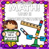 Math! Unit 11 BUNDLE: Measurement {Lessons and Centers}