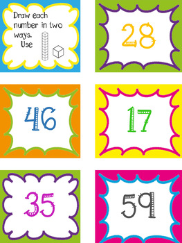 Math Unit 5 Worksheets to enhance Everyday Math with Station activities