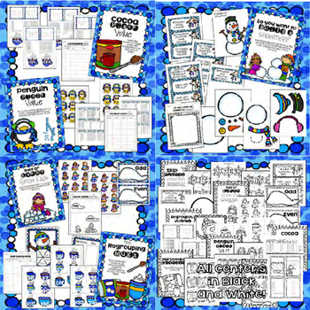 Math! Unit 7 BUNDLE: Numbers to 120 and Beyond {Lessons and Centers}