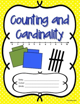 Math Unit Binder Covers