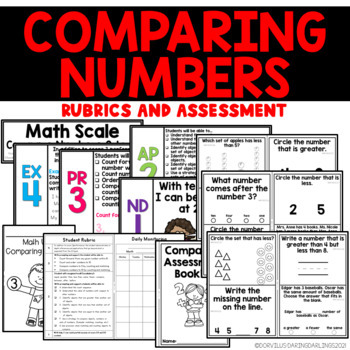 Math Unit: Comparing Numbers