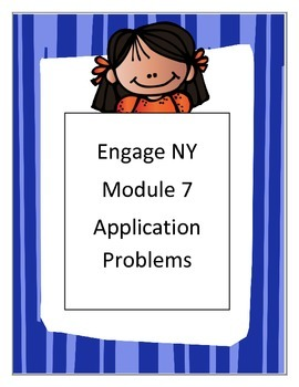 Module 7 - Math - Third Grade - Engage NY - Common Core