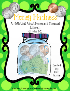 Money Madness: Counting Money and Financial Literacy