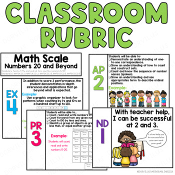 Math Unit: Numbers 20 and Beyond